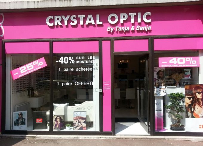 Crystal Optic – By Tanja & Sanja